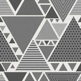 Abstract hipster poligon triangle background Stock Photo