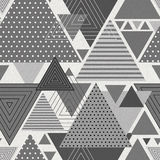 Abstract hipster poligon triangle background Stock Photos
