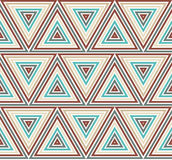 Abstract hipster polygon triangle background Stock Image
