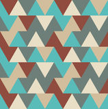 Abstract hipster polygon triangle background. Royalty Free Stock Photography