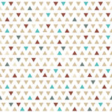 Abstract hipster polygon triangle background. Royalty Free Stock Photos