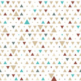 Abstract hipster polygon triangle background Stock Photography