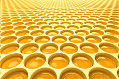 Abstract hive structure Royalty Free Stock Photography