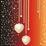Abstract holiday background. Stock Photo