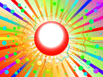 Abstract holiday background Royalty Free Stock Photo