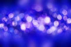 Abstract holiday background. Beautiful shiny Christmas lights, glowing magic bokeh. Please see portfolio for other similar backgrounds Stock Images