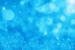 Abstract holiday background, beautiful shiny Christmas lights, glowing magic bokeh stock photography