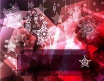 Abstract HOLIDAY background. Eps10 Royalty Free Stock Photos