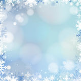 Abstract holiday Christmas background Royalty Free Stock Photography