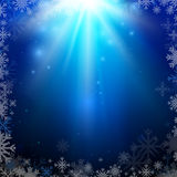Abstract holiday Christmas background Stock Images