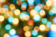Abstract holiday Christmas background Stock Photography
