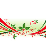 Abstract Holiday Illustration Stock Images