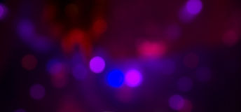 Abstract holiday lights background Royalty Free Stock Photos