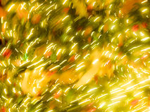 Abstract Holiday Lights Royalty Free Stock Images