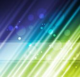 Abstract holiday  smoth lines background Stock Image