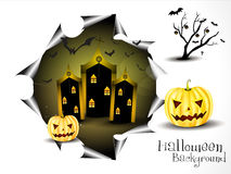 Abstract holloween background Royalty Free Stock Photos