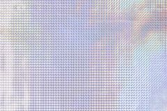 Abstract holographic multicolored pastel magic rainbow festive background shining with a different shade stock image