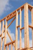Abstract Home Construction Site Stock Photos