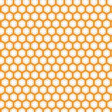 Abstract Honey Comb Pattern Background Fabric-Textuurnet Stock Foto's