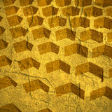 Abstract Honeycomb Background Stock Images