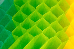 Abstract Honeycomb Paper. Stock Photos