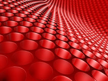 Abstract Honeycomb Red Stock Images