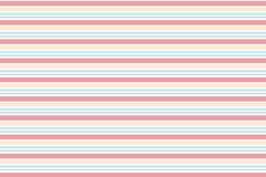 Abstract horizontaal gestreept patroon met groene pastelkleurkleur Royalty-vrije Stock Afbeeldingen