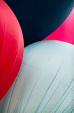 Abstract Hot Air Balloons I Royalty Free Stock Image