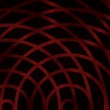 Abstract hot red reticulum grid. Abstract hot red reticulum network / Ideal for background websites / Black background Royalty Free Stock Image