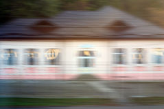 Abstract house Stock Photo