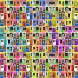 Abstract house Royalty Free Stock Photo