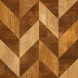 Abstract houten het met panelen bekleden patroon - naadloze achtergrond - hout royalty-vrije illustratie