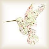 Abstract Hummingbird Stock Photography