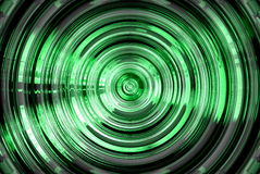 Abstract hypnotic background Stock Image