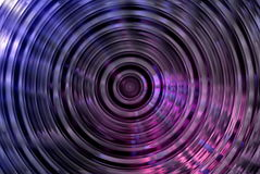 Abstract hypnotic background Stock Photo