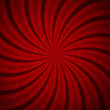 Abstract hypnotic background. vector illustration Stock Photos