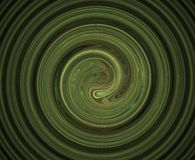 Abstract hypnotic composition Stock Images