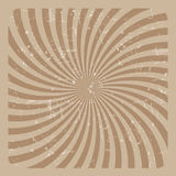 Abstract Hypnotic Grunge Background. Vector Illustration Royalty Free Stock Photo