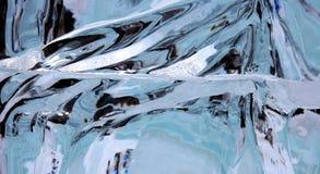 abstract ice Στοκ εικόνες με δικαίωμα ελεύθερης χρήσης