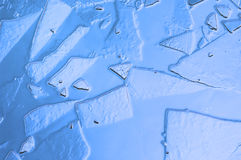 Abstract ice Stock Photos