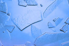 Abstract ice Stock Photography