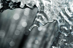 Abstract ice background Stock Images