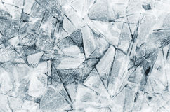 Abstract ice patterns Royalty Free Stock Photos