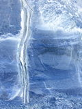 Abstract ice texture Royalty Free Stock Photo
