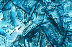 abstract ice texture Stock Images