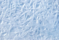 Abstract icicle background Royalty Free Stock Photo