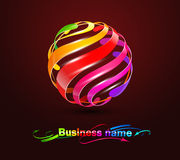 Abstract icon Royalty Free Stock Photography