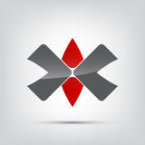 Abstract Icon Royalty Free Stock Images