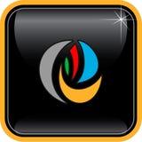 abstract icons internet vector Стоковые Фотографии RF