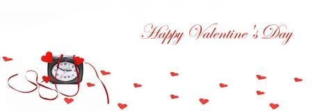 Abstract idea of Valentine day. Stock Photo